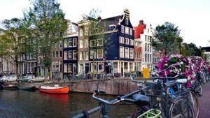 まさにオランダ