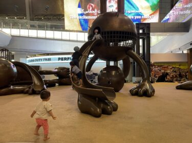 【2021最新】カタール航空は子連れにおすすめ・コロナも子供にも神対応でした